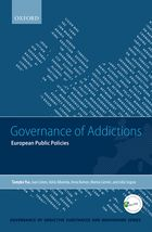 Governance of Addictions: European Public Policies